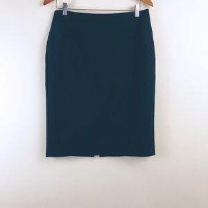 Alfani Navy Pencil Skirt